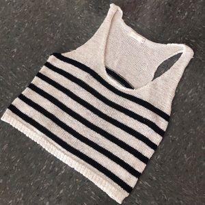 LF sweater tank